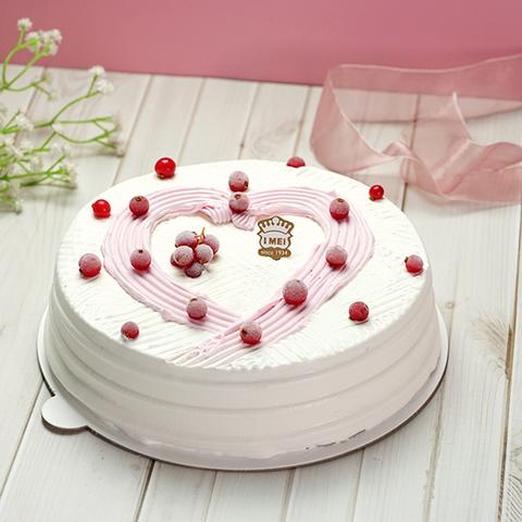 【限門市自取】莓果心願鮮乳冰淇淋蛋糕