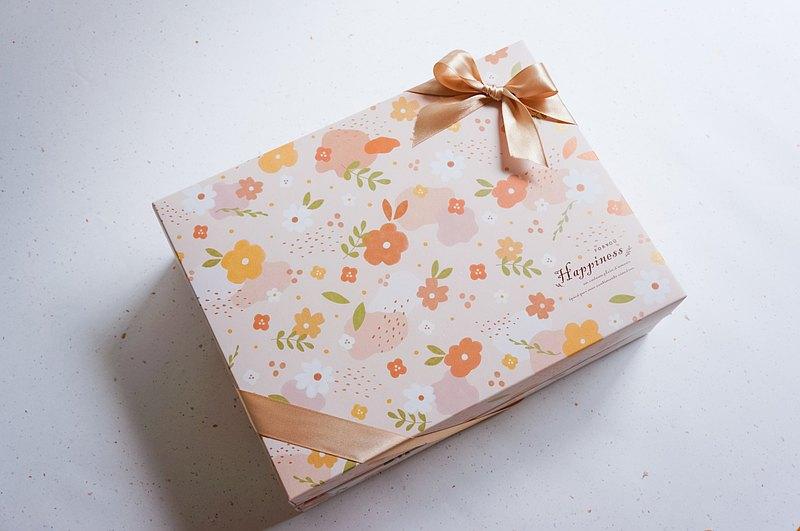 春日朵朵盒型 喜餅 送禮 勿直接下單 請詳閱商品介紹與我們聯絡