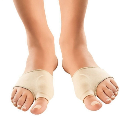 JHS杰恆社abe056大腳趾拇指外翻美形器日夜用成人可穿鞋女士大腳骨拇外翻分趾器