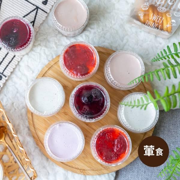 [甜野新星] 生酮輕奶酪(100g/入)16入 草莓