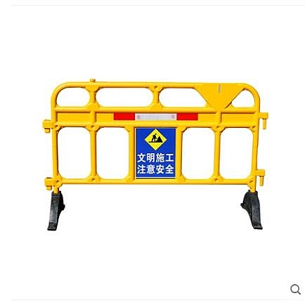 伸縮欄 伸縮圍欄 玻璃鋼可移動式柵欄電力施工安全絕緣隔離帶遮攔 防護欄 瑪麗蘇DF