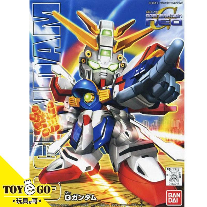 萬代 鋼彈模型 SD BB戰士242 神威鋼彈 神鋼彈 機動武鬥傳G 玩具e哥 57415