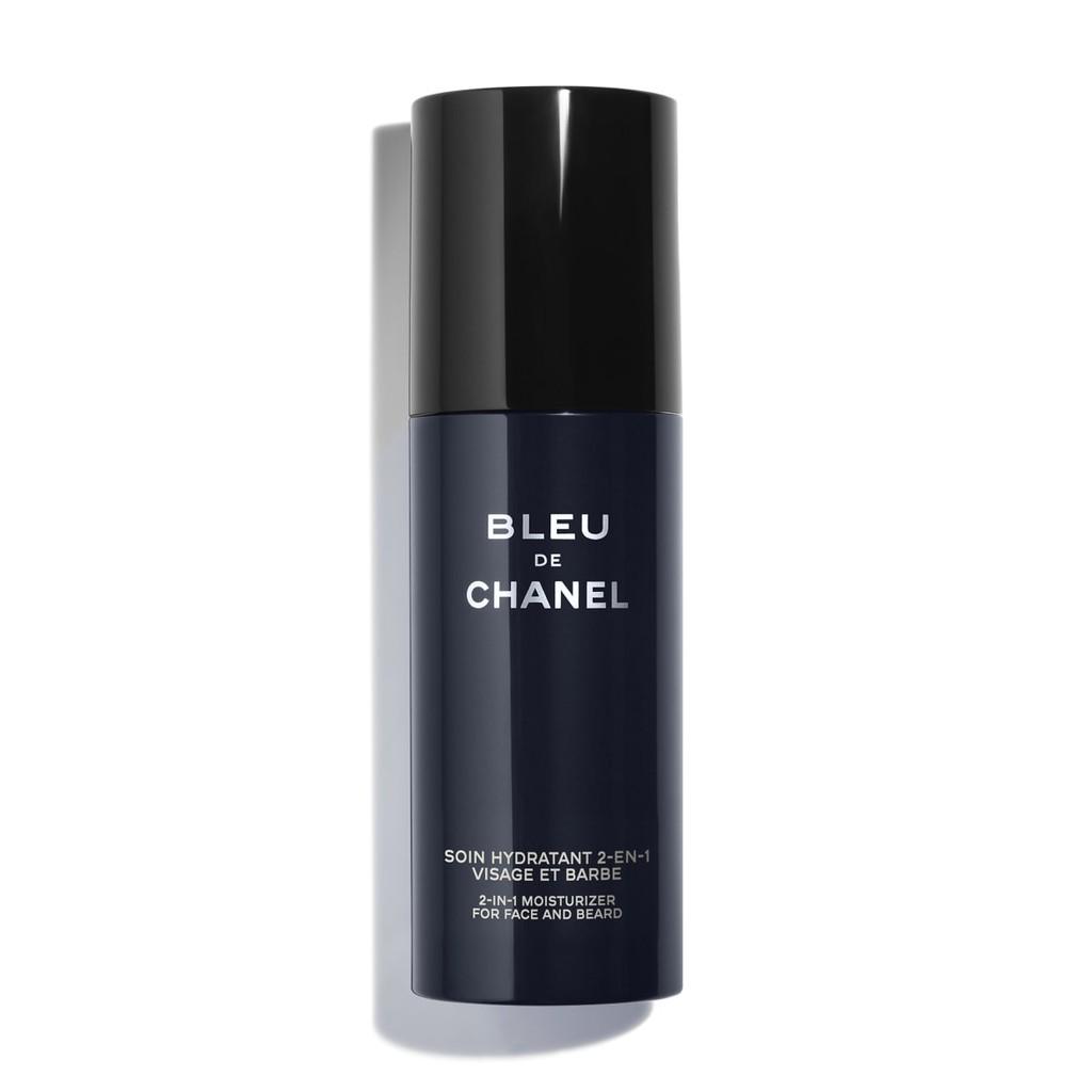 CHANEL 香奈兒 藍色男性全效乳液 Bleu de Chanel 50ml 鬍後舒緩 男性保養 SP嚴選家