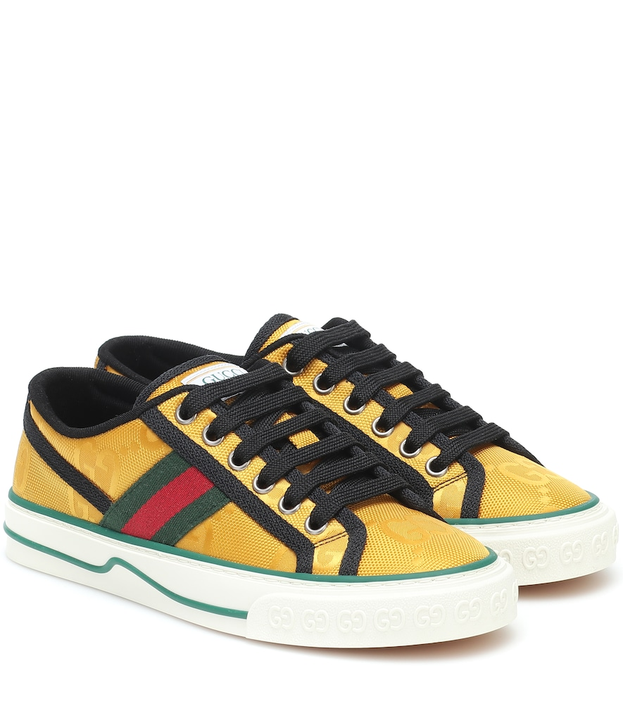 Off The Grid GG-jacquard sneakers