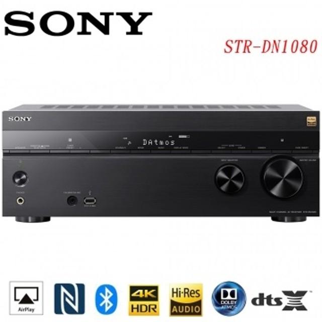 福利品 SONY 7.2聲道AV網路環繞擴大機 STR-DN1080