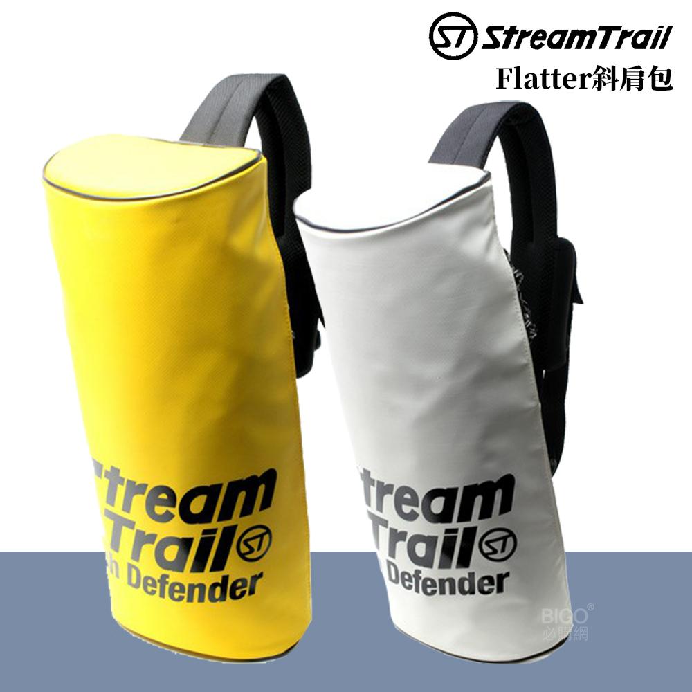【日本 Stream Trail】SD Flatter斜肩包 休閒包 肩背包 側背包 斜背包 背包 外出包 單肩包