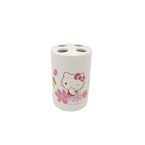 【Sanrio三麗鷗】蛻變Kitty牙刷架限定版 [特價品] 原價249