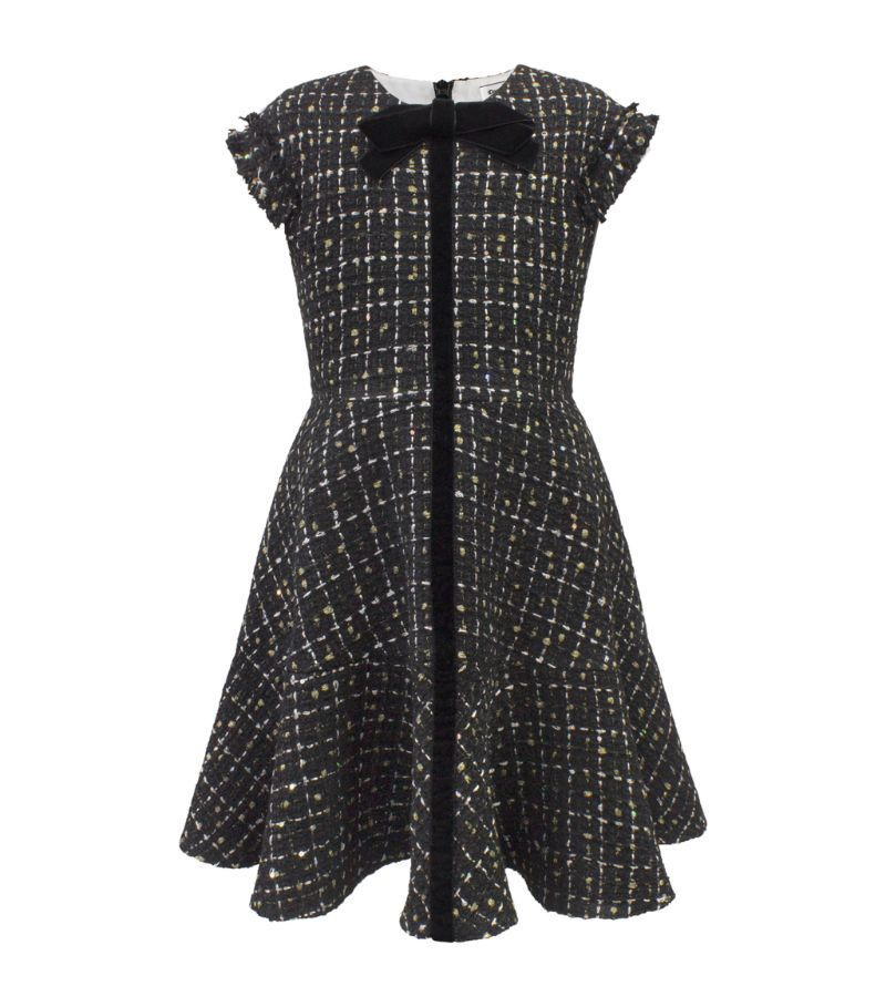 David Charles Tweed Dress (3-12 Years)