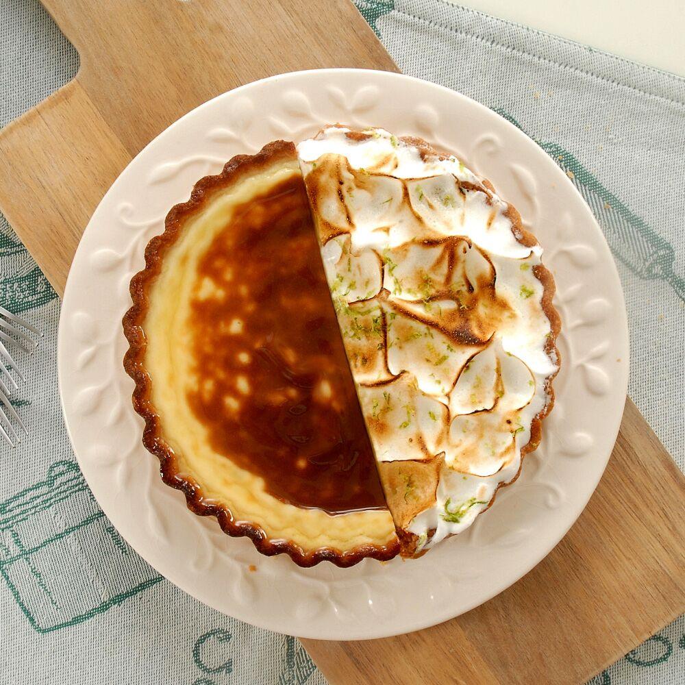 【亞尼克夢想村】檸檬派+烤布丁起司/6吋(任選4件)