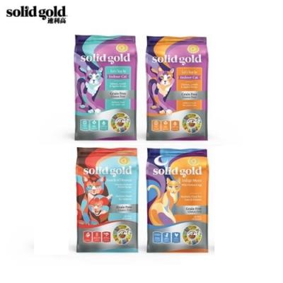 SOLID GOLD 速利高 超級貓糧 6LBS/2.72KG
