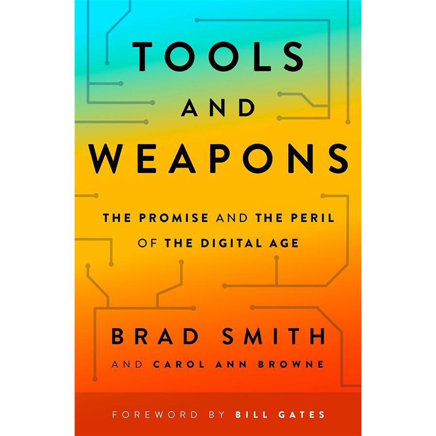 Tools and Weapons: The Promise and the/Brad eslite誠品