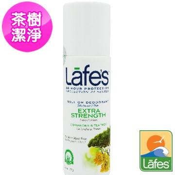 Lafe's純自然體香劑-茶樹潔淨88ml