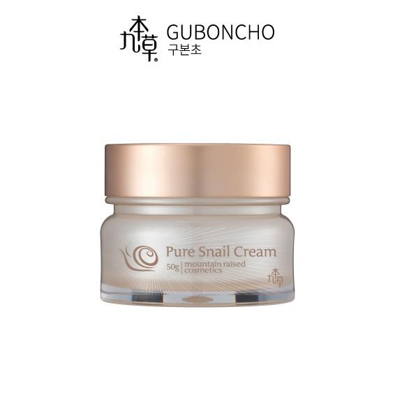 【九本草】UGB 蝸牛面霜Guboncho Pure Snail Cream 50g
