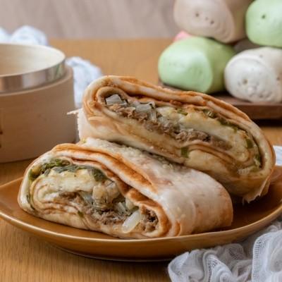 京采 Bao·Mantou - 歐式燒餅(4入)-145克/顆