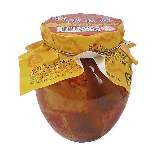 正昇 薄鹽甜酒豆腐乳(350g/瓶)[大買家]