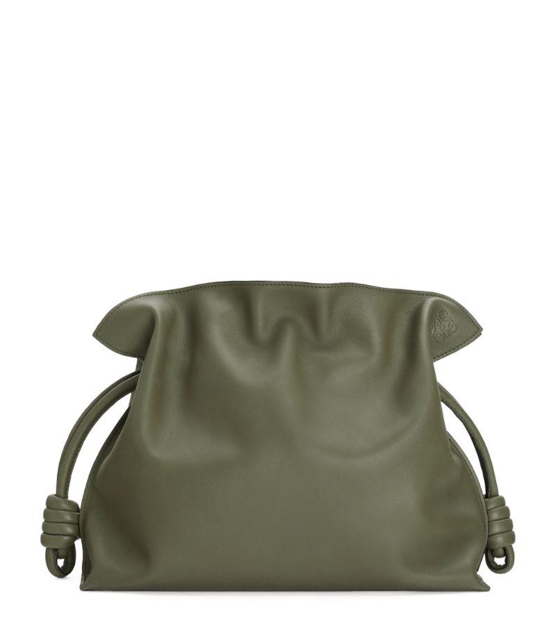 Loewe Calfskin Flamenco Clutch Bag