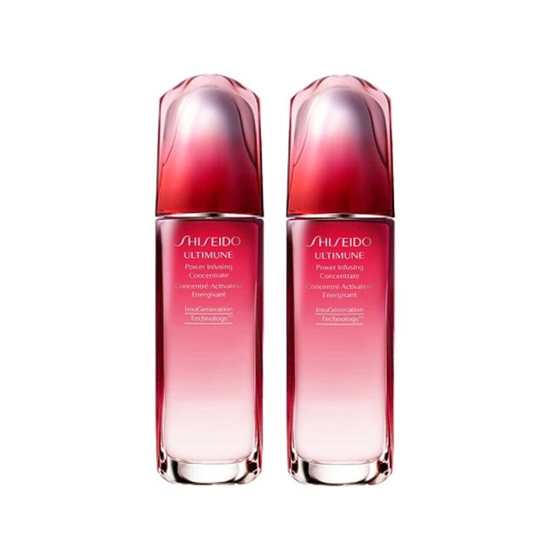 Shiseido 资生堂 红妍肌活精华露 红腰子 套装 2x100ml