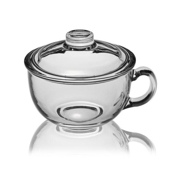 泡麵碗  泡麵碗家用鋼化玻璃碗泡面碗帶蓋飯碗面碗大食碗沙拉碗拉面碗碗具餐具【天天特賣工廠店】