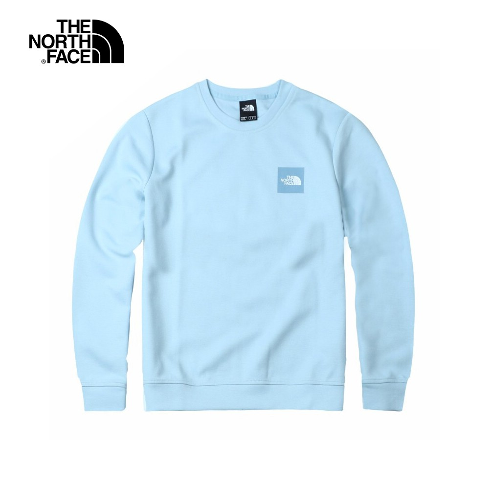 The North Face 女 長袖休閒服 藍 NF0A498XHK3