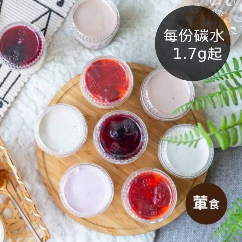 [甜野新星] 生酮輕奶酪(100g/入)16入
