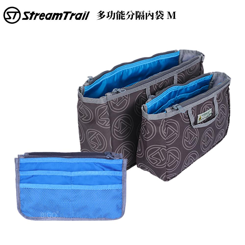 【日本 Stream Trail】Multi Inner 多功能分隔內袋 M 手提包 單肩包 托特包 分類袋 收納袋