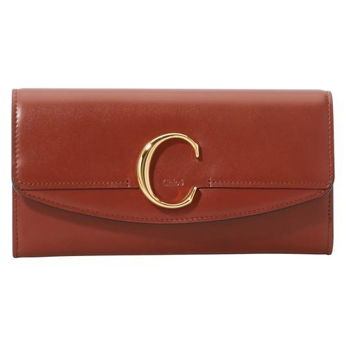 Chloe C long wallet