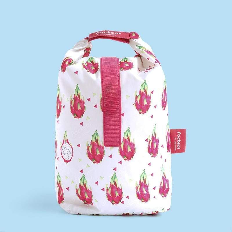 Pockeat環保食物袋(大食袋) 火龍果