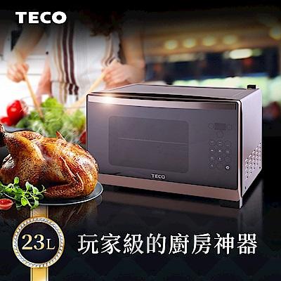 TECO東元 23公升智能蒸氣烘烤爐/蒸氣烤箱 YB2300CB