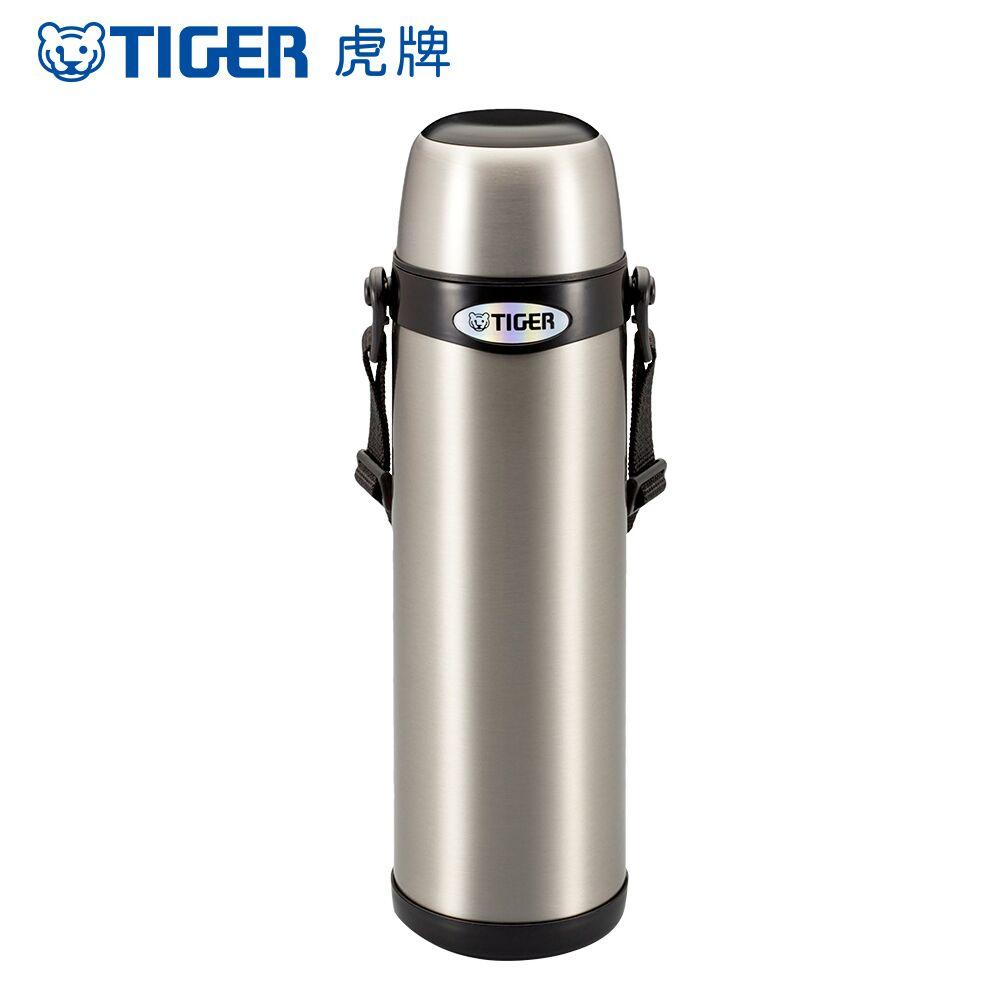 TIGER虎牌*1.0L不鏽鋼經典背帶系列保溫保冷瓶(MBI-A100)