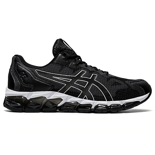 ASICS GEL-QUANTUM 360 6 男鞋 慢跑 輕量 緩衝 黑 白【運動世界】1021A337-020