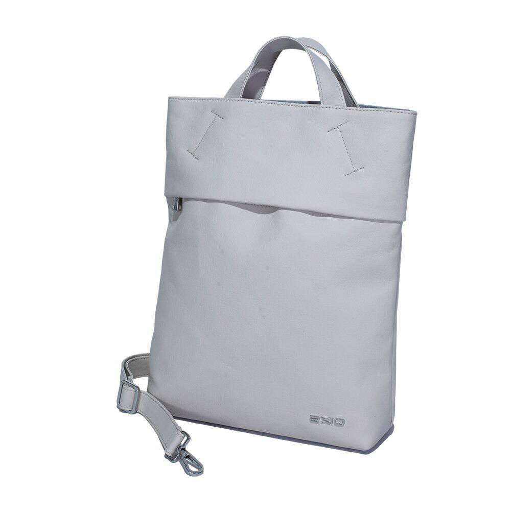 AXIO KISS Shoulder bag 隨身帆布肩背包(AKT-536S)-奶茶色.