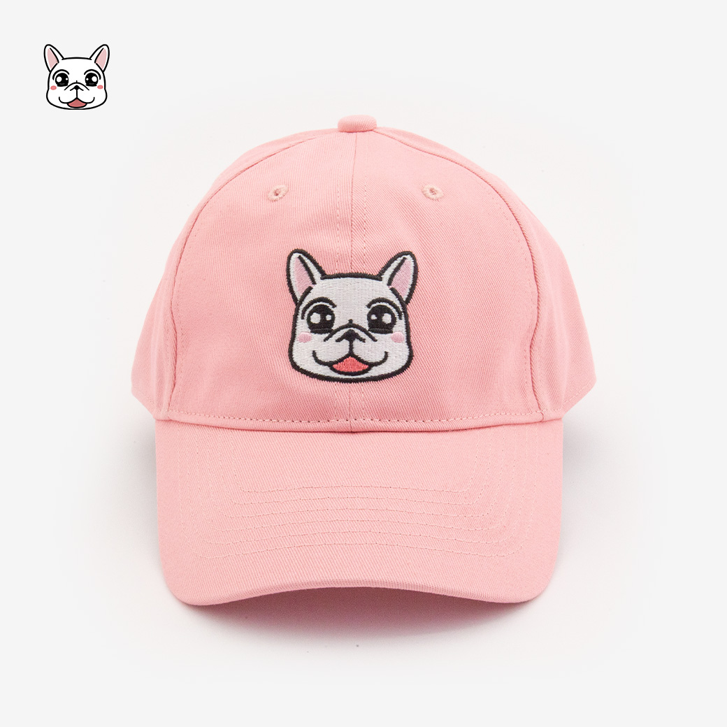 豆卡頻道_老帽-粉色