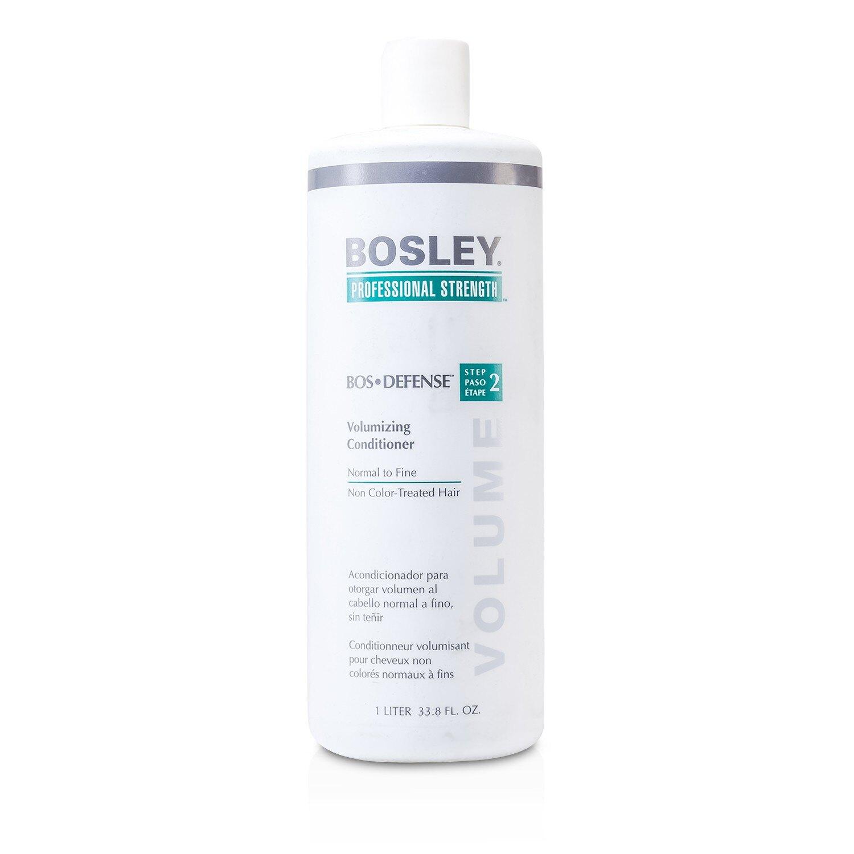 Bosley - 專業強韌豐盈潤髮乳(中性至纖細無染色髮質) Professional Strength Bos Defense Volumizing Conditioner
