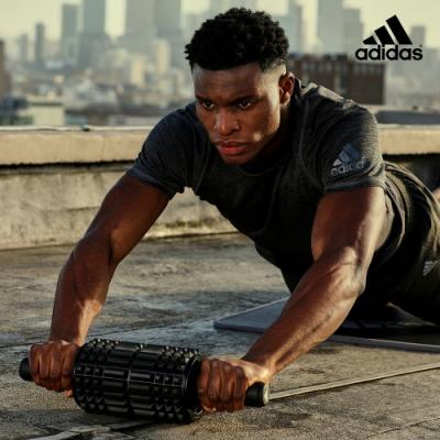 adidas愛迪達 複合滾筒健腹輪