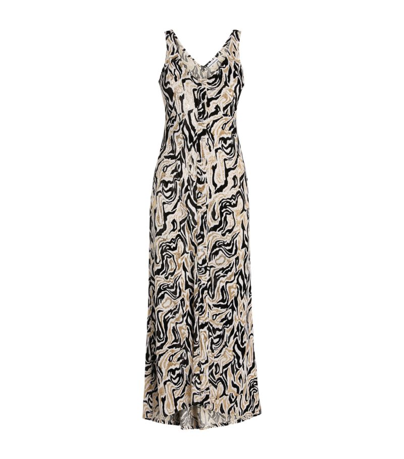 Paco Rabanne Midi Slip Dress