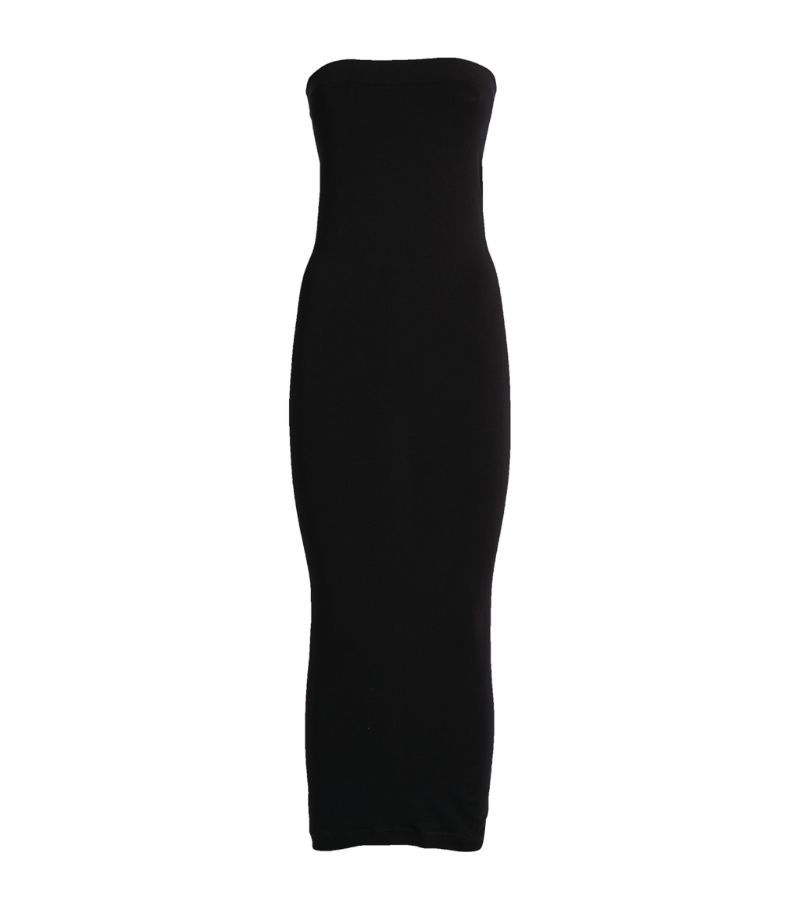 Wolford Aurora Strapless Midi Dress