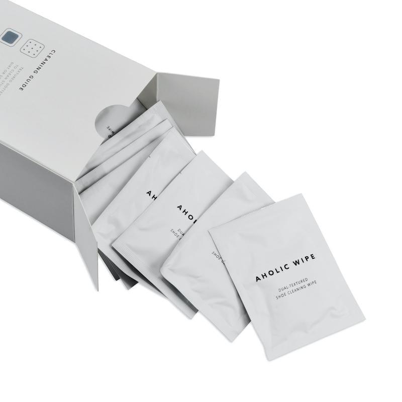 鞋類清潔濕紙巾 - 30片裝