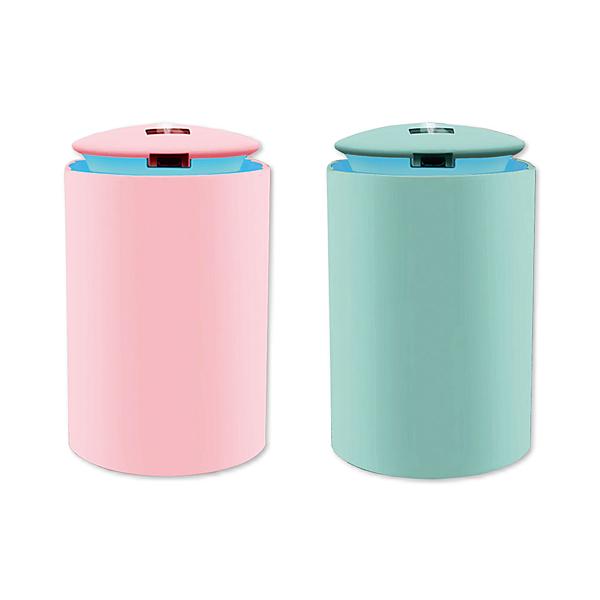 韓版香薰噴霧器 USB供電 LED迷你加濕器 水氧機 保濕噴霧機 香氛機 香薰機 車用加溼器 空氣加濕器