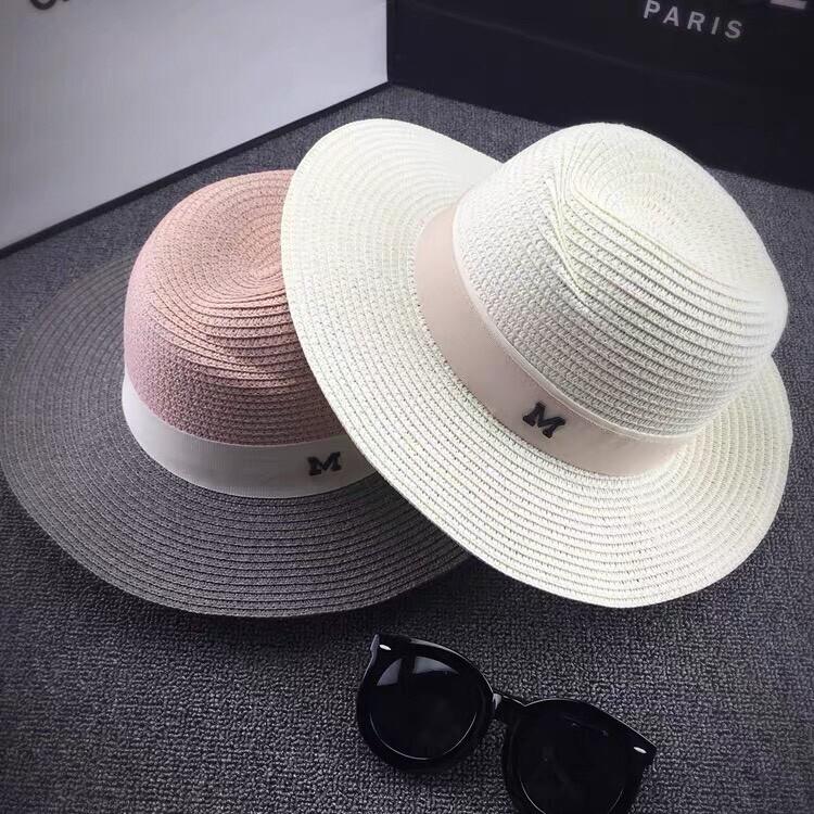 遮陽帽草帽時尚優雅設計