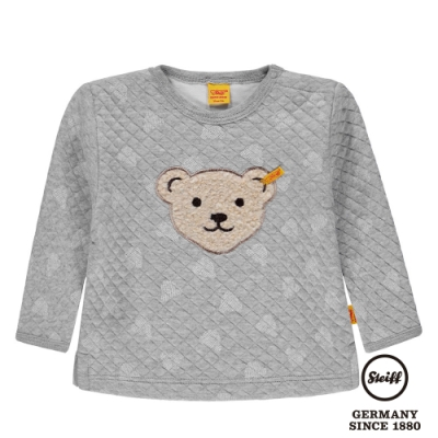 STEIFF德國精品童裝   小熊頭圖案 長袖T袖衫