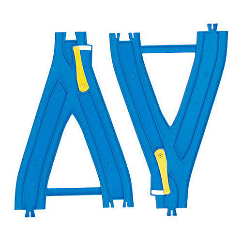 《TOMY》R-22 新Y字軌(可切換) ◎PLARAIL鐵路王國系列  /JOYBUS玩具百貨
