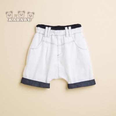 【金安德森】KA素色搭配反折休閒褲 (75-95)