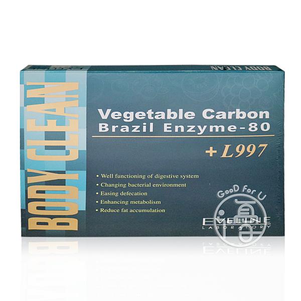 EVELINE L997 超級巴西酵素/清暢素纖盈膠囊 30粒/盒【i -優】