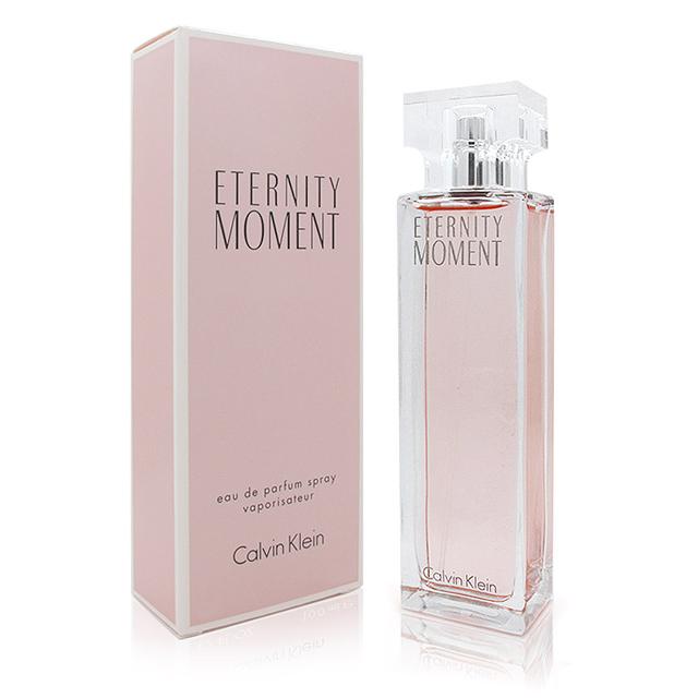 Calvin Klein CK Eternity Moment永恆時刻女性淡香精 100ml