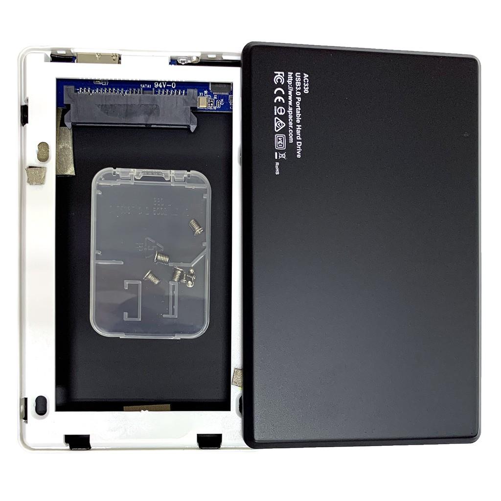 """【硬碟外接盒】 USB3.1 Gen1 to SATA/SSD 2.5"""" Micro-B隨身硬碟【金屬霧面】台中星光"""