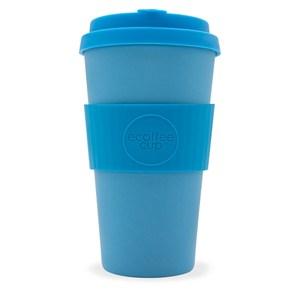 Ecoffee Cup|環保隨行杯16oz(大海藍)