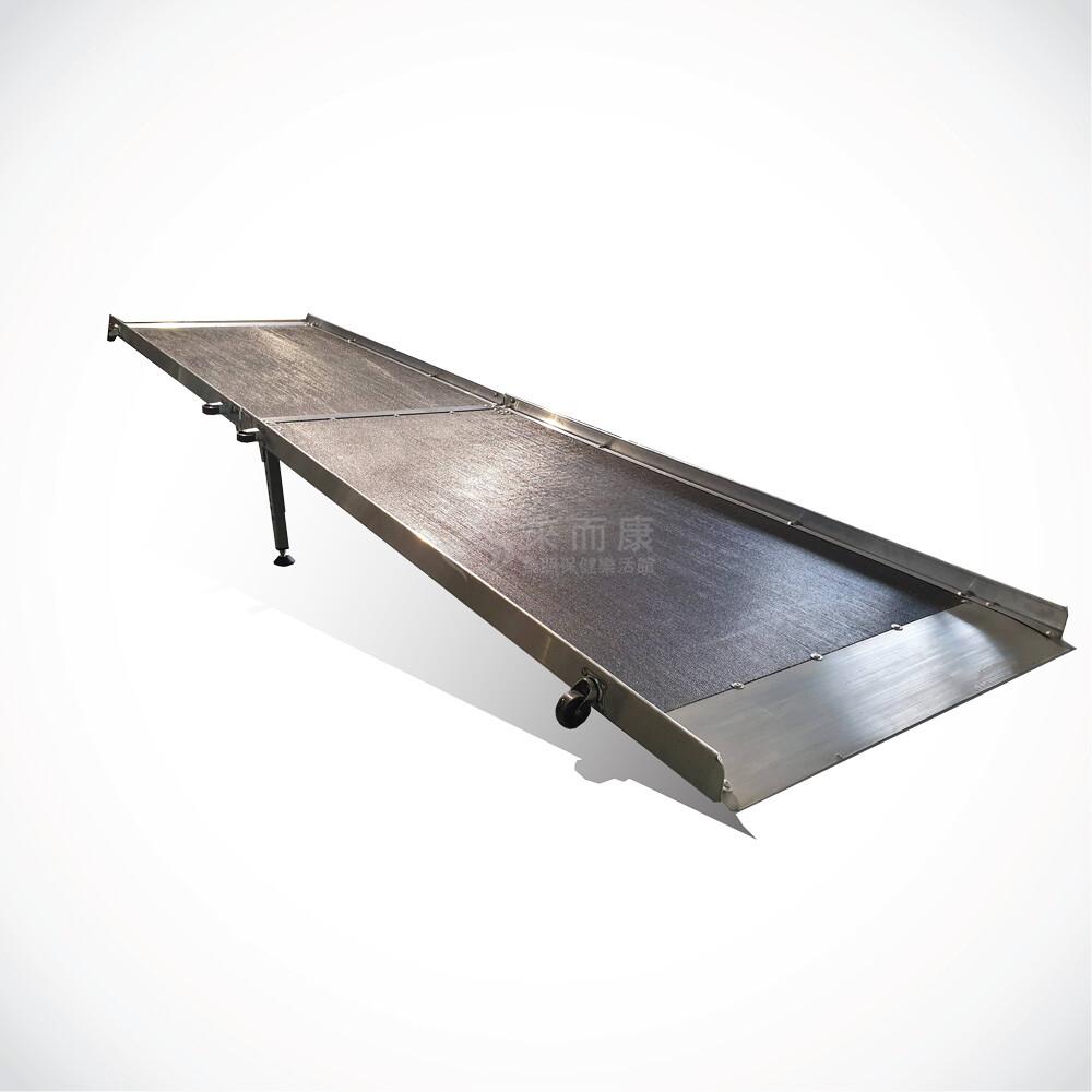來而康 bhf175 前後折疊式玻璃纖維斜坡板(板長175cm) 台灣製 斜坡板 斜坡板補助