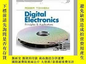 二手書博民逛書店Digital罕見Electronics: Principles