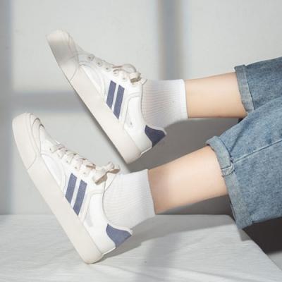 LN 現+預 溫柔風透氣網面小白鞋-2色