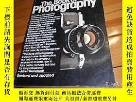 二手書博民逛書店THE罕見BOOK OF PHOTO GRAPHY: HOW T